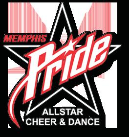 Memphis Pride All Star Cheer